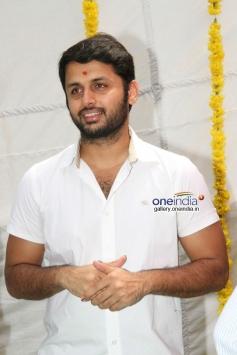 Telugu Actor Nitin Pics