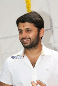 Telugu Actor Nitin