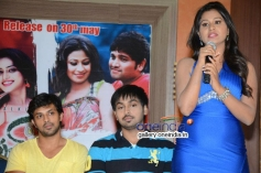 Telugu Movie Green Signal Press Meet Pics