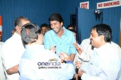 Telugu Movie Jump Jilani Press Meet Stills