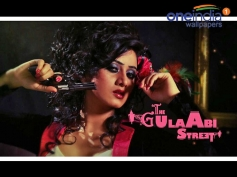 The Gulaabi Street First Look Poster