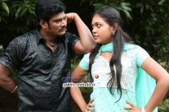 TS Vasan and Mridula Vijay in Jennifer Karuppaiya