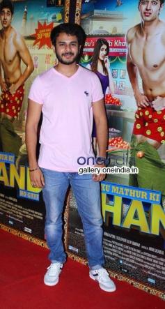 Tv Actor Jay Soni at Special Screening of Kuku Mathur Ki Jhand
