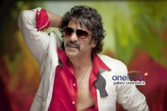 Upendra still from Swiss Bank Ki Daaredi Movie