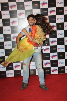 Varun Dhawan ,Alia Bhatt at Humpty Sharma ki Dulhania First Look Launch