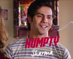 Varun Dhawan in Humpty Sharma Ki Dulhaniya