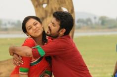 Vimal and Lakshmi Menon still from film Manja Pai Movie