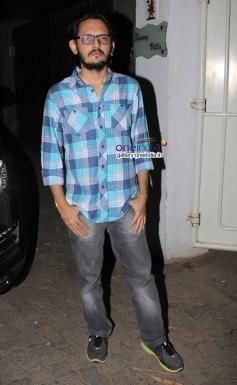 Vishesh Bhatt at Citylights Special Screening