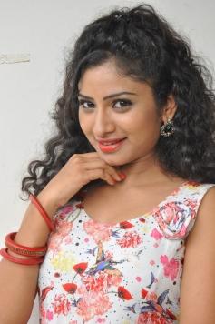Vishnu Priya Cute Smile