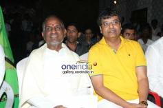 Vivek and Ilaiyaraja at Porkalathil Oru Poo Movie Audio Launch