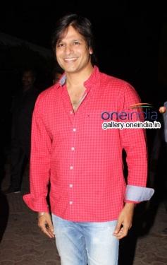 Vivek oberoi at Shilpa Shetty Son Vivan Raj 2nd Birthday Celebration