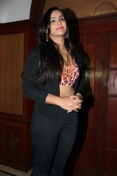 Thulasi Nair at Yaan Audio Launch