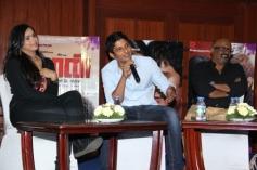 Jeeva, Thulasi Nair & Director Ravi K.Chandran at Yaan Audio Launch
