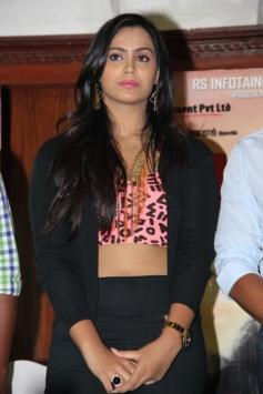 Actress Thulasi Nair at Yaan Audio Launch