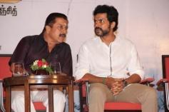 Sivakumar and Karthi