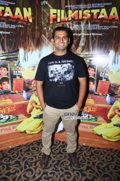 Actor Sharib Hashmi  Promote 'Filmistaan' During a Media Interaction