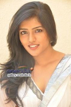 Actress Eesha at Bandipotu Movie Launch