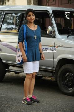 Actress Swati Reddy pics from Karthikeyan Movie