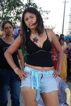 Actress Vatsala