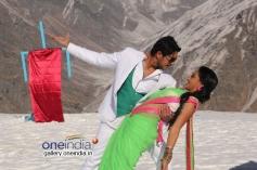Ajay Rao and Shravya in Rose