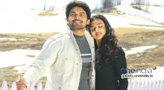 Ajmal Ameer & Radhika Apte in  Vetri Selvan