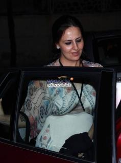 Alka Bhatia at Holiday Special Screening