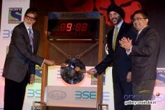Amitabh Bachchan along with Mr. N P Singh and Ashish Chauhan