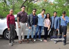 Ansha Sayed, Jagjit Athwal, Sidharth Malhotra, Shraddha Kapoor, Aditya Srivastava, Abhay Shukla