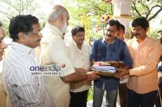 Balakrishna's new Movie Launch Photos