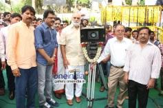Balakrishna's new Movie Launch Pic