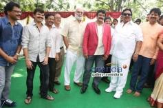 Balakrishna's new Movie Launch Stills