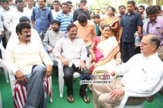 Balakrishna's new Telugu Movie Launch
