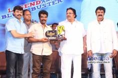 Boyapati Srinu, Dasari Narayana Rao and  Balakrishna's Legend 50 Days Celebrations