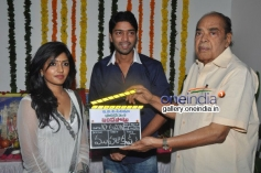 D. Ramanaidu at Bandipotu Movie Launch