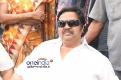 Dasari Narayana Rao at Balakrishna's new Movie Launch