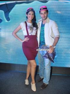 Deeksha Seth and Armaan Jain