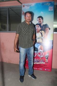 Dhanush 5am Vaguppu Press Meet