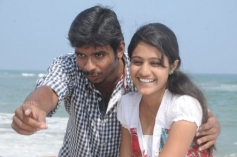 Dhileepan Pugazhendhi & Deepthi Manne pics from Yevan Movie