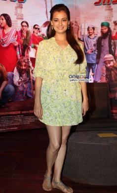 Dia Mirza at Bobby Ko Sab Malum Hai Blog Launched