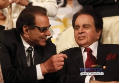 Dharmendra & Dilip Kumar's at Autobiography Launch