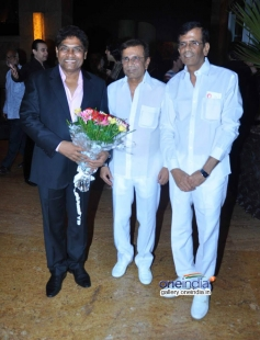 Johnny Lever, Abbas, Mastan at Dilip Kumar's Autobiography Launch