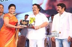 Easwari Rao at Balakrishna's Legend 50 Days Celebrations