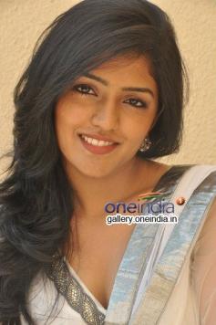 Eesha at Bandipotu Movie Launch
