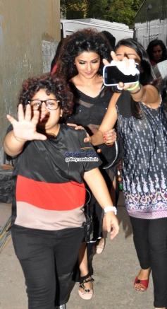 Ek Villain Promotion at Jhalak Dikhhla Jaa 7