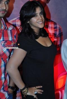 Ekta Kapoor at Meri Aashiqui Tum Se Hi Press Meet