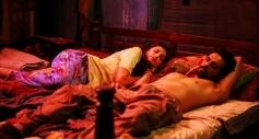 Actor Arjun Rampal and Shruti Hassan in Gelupu Gurram Movie