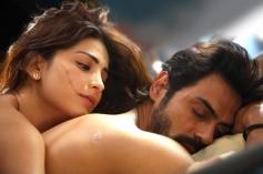 Shruti Hassan and Arjun Rampal in Gelupu Gurram Movie
