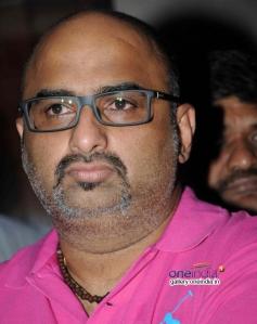 Guru Dutt at Aryan Movie Audio Release