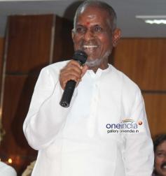 Ilayaraja at Drishya Movie Audio Release