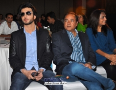 Imran Abbas, Bharat Ranga, Shailja Kejriwal at Zee group launched new Television channel Zindagi